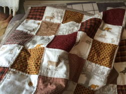 Angie - Memory Quilt