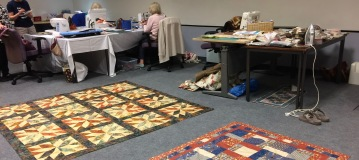 Quilting Weekend